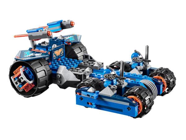 Lego Nexo Knights 70315 | Clays Klingen-Cruiser | 4