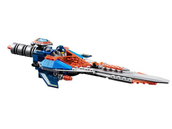 Lego Nexo Knights 70315 | Clays Klingen-Cruiser | 5