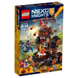 Lego Nexo Knights 70321 | General Magmars Schicksalsmobil | günstig kaufen