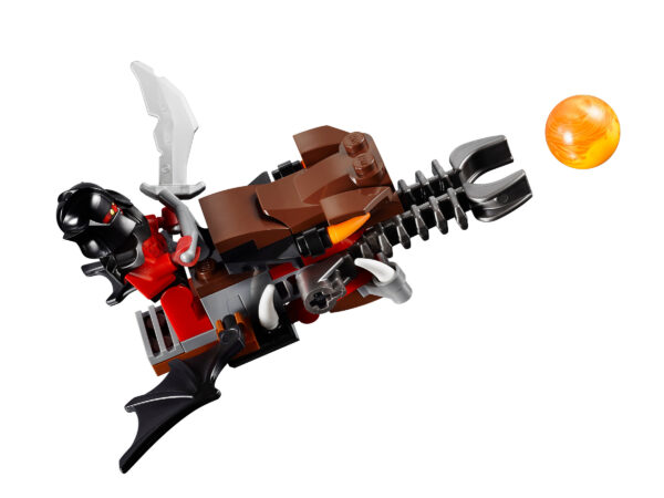 Lego Nexo Knights 70324 | Merloks Bücherei | 5