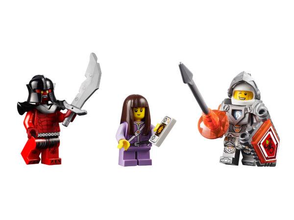 Lego Nexo Knights 70324 | Merloks Bücherei | 6