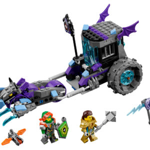 Lego Nexo Knights 70349 | Ruinas Käfig-Roller | 2