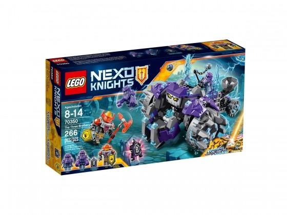 LEGO Nexo Knights Triple-Rocker 70350 | günstig kaufen
