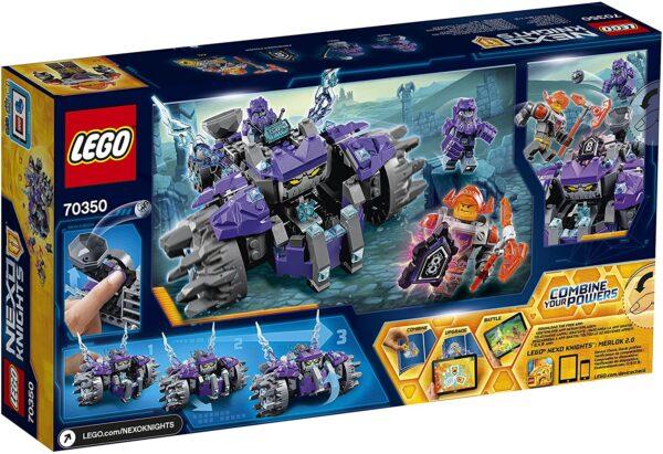 LEGO Nexo Knights Triple-Rocker 70350 | 2