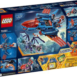 Lego Nexo Knights 70351 | Clays Blaster-Falke | 2