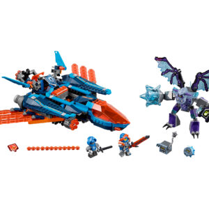 Lego Nexo Knights 70351 | Clays Blaster-Falke | 3