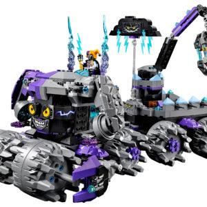 Lego Nexo Knights 70352 | Jestros Monströses Monster-Mobil | 3
