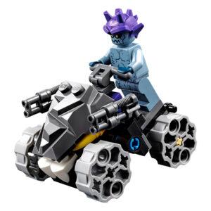 Lego Nexo Knights 70352 | Jestros Monströses Monster-Mobil | 5