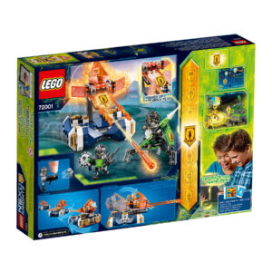 Lego Nexo Knights 72001 | Lances schwebender Cruiser | 2