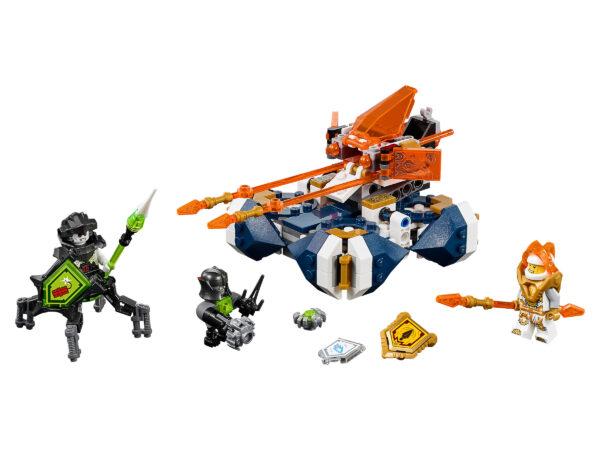 Lego Nexo Knights 72001 | Lances schwebender Cruiser | 3