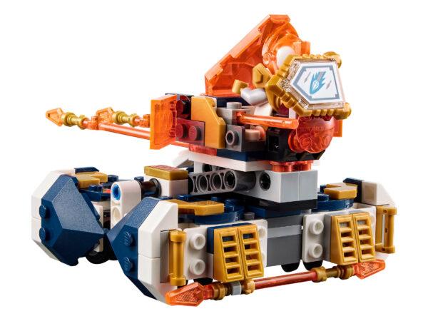 Lego Nexo Knights 72001 | Lances schwebender Cruiser | 4