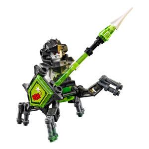 Lego Nexo Knights 72001 | Lances schwebender Cruiser | 5