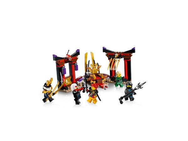 LEGO Ninjago Duell im Thronsaal 70651   4