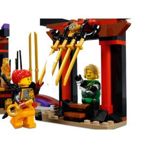 LEGO Ninjago Duell im Thronsaal 70651   5