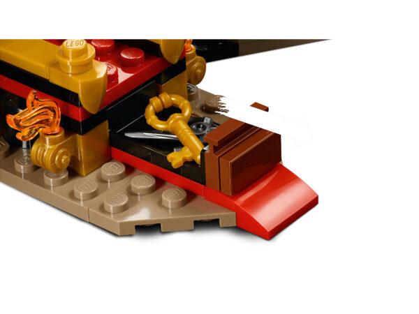LEGO Ninjago Duell im Thronsaal 70651   6