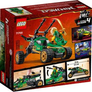 LEGO Ninjago Lloyds Dschungelräuber 71700 | 2