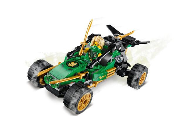 LEGO Ninjago Lloyds Dschungelräuber 71700 | 4