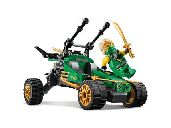 LEGO Ninjago Lloyds Dschungelräuber 71700 | 5