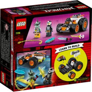 LEGO Ninjago Coles Speeder 71706 | 2