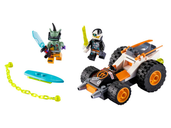 LEGO Ninjago Coles Speeder 71706 | 3
