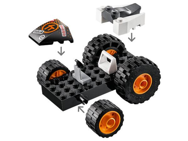 LEGO Ninjago Coles Speeder 71706 | 6