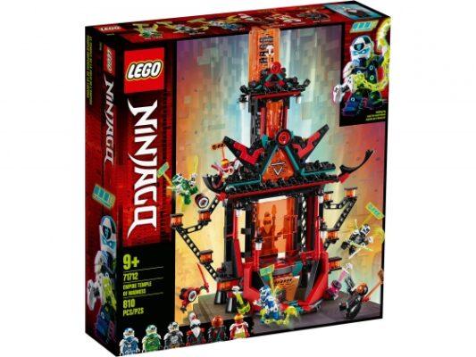 LEGO Ninjago Tempel des Unsinns 71712 | günstig kaufen