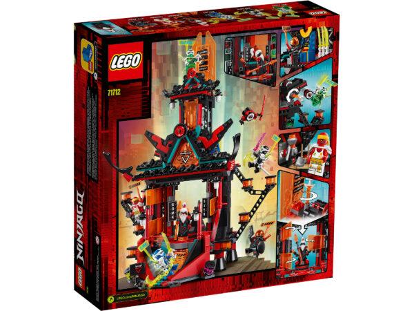 LEGO Ninjago Tempel des Unsinns 71712 | 2