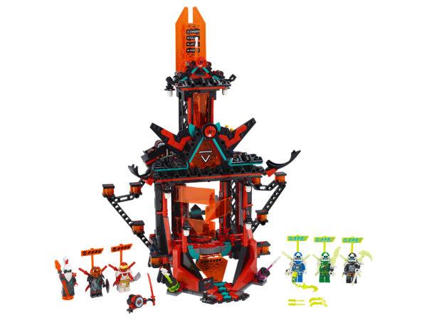 LEGO Ninjago Tempel des Unsinns 71712 | 3