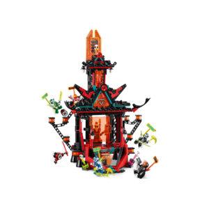 LEGO Ninjago Tempel des Unsinns 71712 | 4