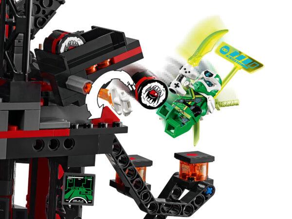 LEGO Ninjago Tempel des Unsinns 71712 | 5