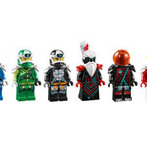 LEGO Ninjago Tempel des Unsinns 71712 | 6
