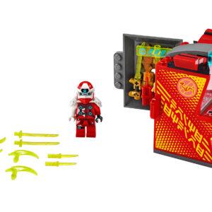LEGO Ninjago Avatar Kai - Arcade Kapsel 71714 | 3