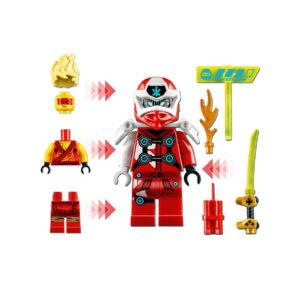 LEGO Ninjago Avatar Kai - Arcade Kapsel 71714 | 4