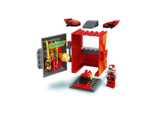 LEGO Ninjago Avatar Kai - Arcade Kapsel 71714 | 5