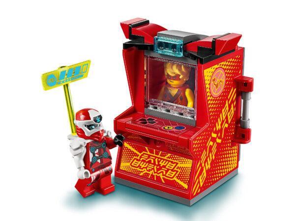 LEGO Ninjago Avatar Kai - Arcade Kapsel 71714 | 7