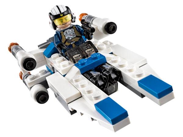 LEGO Star Wars U-Wing Microfighter 75160 | 3