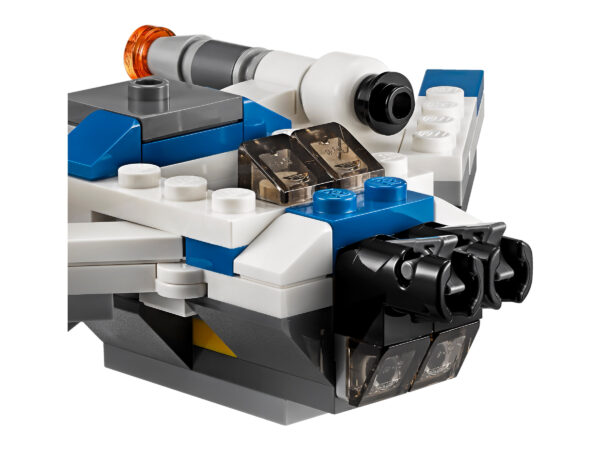 LEGO Star Wars U-Wing Microfighter 75160 | 6