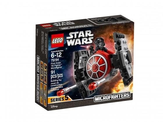 LEGO Star Wars First Order TIE Fighter Microfighter 75194 | günstig kaufen