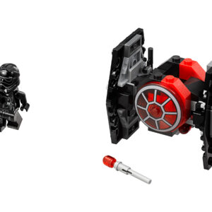 LEGO Star Wars First Order TIE Fighter Microfighter 75194 | 3