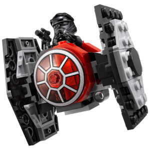 LEGO Star Wars First Order TIE Fighter Microfighter 75194 | 4