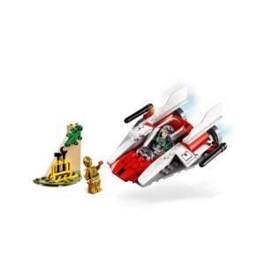LEGO Star Wars Rebel A-Wing Starfighter 75247 | 4