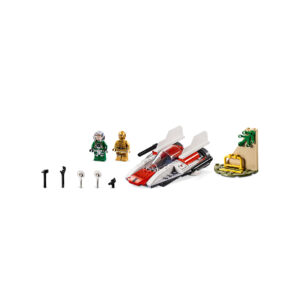 LEGO Star Wars Rebel A-Wing Starfighter 75247 | 5