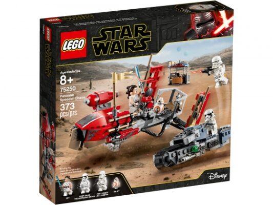 LEGO Star Wars Pasaana Speeder Jagd 75250   günstig kaufen