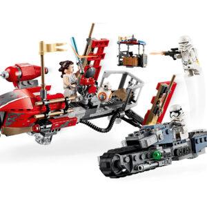 LEGO Star Wars Pasaana Speeder Jagd 75250 | 4
