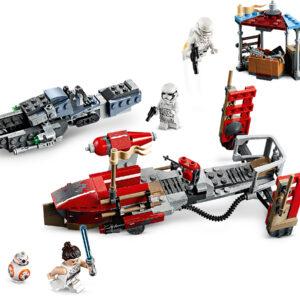 LEGO Star Wars Pasaana Speeder Jagd 75250 | 5