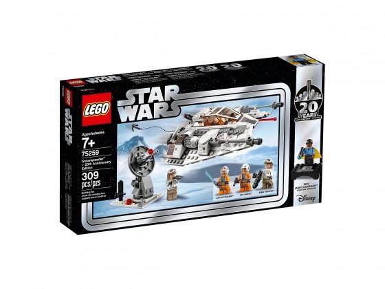 LEGO Star Wars Snowspeeder – 20 Jahre LEGO Star Wars 75259   günstig kaufen