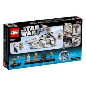 LEGO Star Wars Snowspeeder – 20 Jahre LEGO Star Wars 75259   2