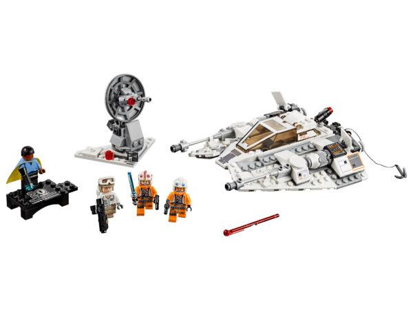 LEGO Star Wars Snowspeeder – 20 Jahre LEGO Star Wars 75259   3