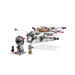 LEGO Star Wars Snowspeeder – 20 Jahre LEGO Star Wars 75259   4