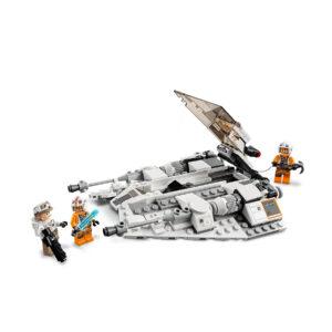 LEGO Star Wars Snowspeeder – 20 Jahre LEGO Star Wars 75259   5